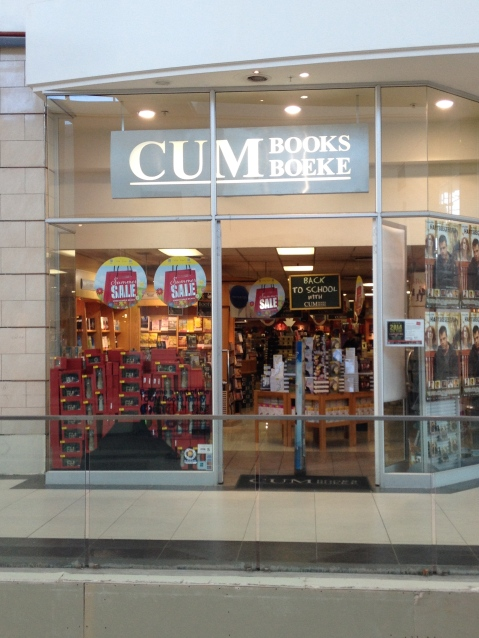 Good name for a Christan bookstore